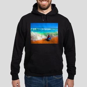 Ride the waves of life Sweatshirt