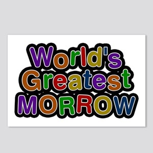 World's Greatest Morrow Postcards 8 Pack