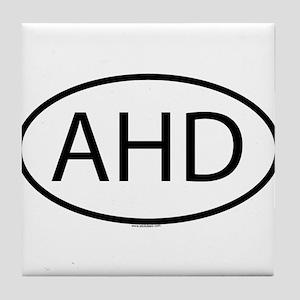 AHD Tile Coaster