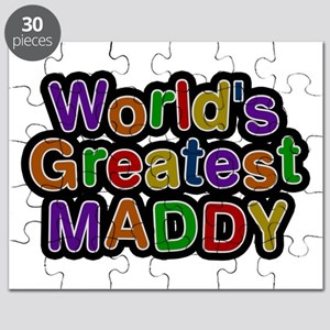 World's Greatest Maddy Puzzle