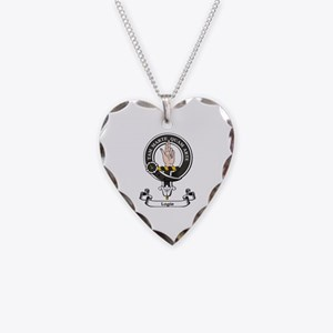 Badge - Logie Necklace Heart Charm