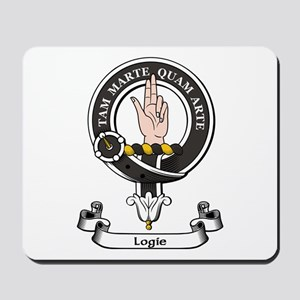 Badge - Logie Mousepad