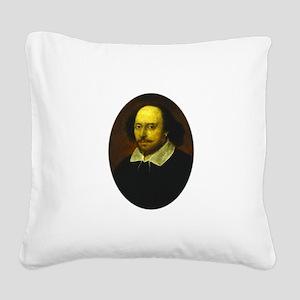WILLIAM Square Canvas Pillow