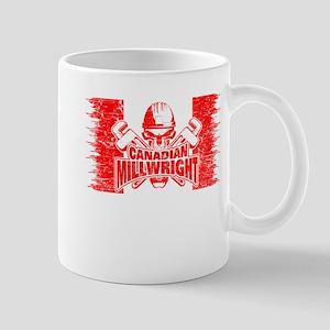 Canadian Millwright Mugs