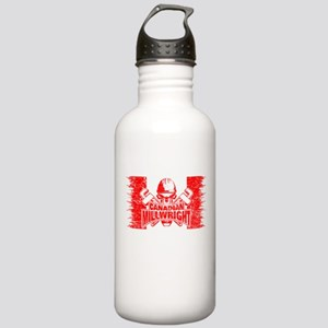 Canadian Millwright Stainless Water Bottle 1.0L