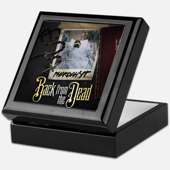 Official Back from the Dead Keepsake Box