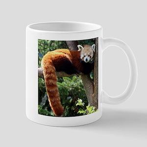 Lounging Red Panda Mugs