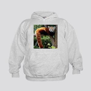Lounging Red Panda Sweatshirt