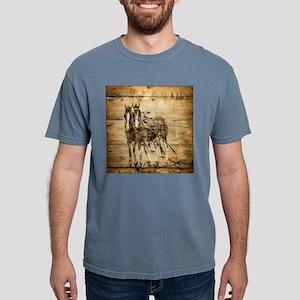 western country farm horse T-Shirt