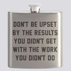 Don't Be Upset By The Results You Didn't Get Flask