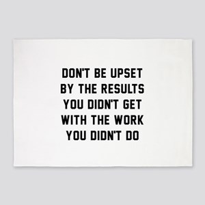 Don't Be Upset By The Results You D 5'x7'Area Rug