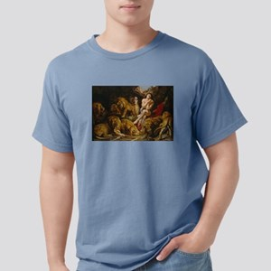 Daniel in the Lion's Den Peter Paul Ru T-Shirt