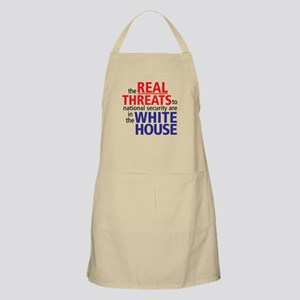 The REAL Threats... Apron