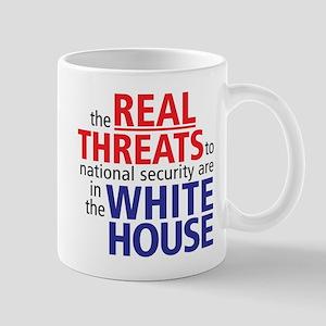 The REAL Threats... Mug