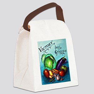 Victory Seed Catalogue Canvas Lunch Bag