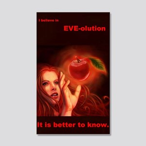 EVE-olution 20x12 Wall Decal