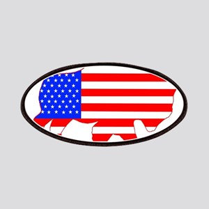 American Buffalo Patch