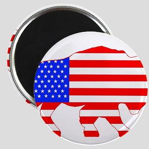 American Buffalo Magnets