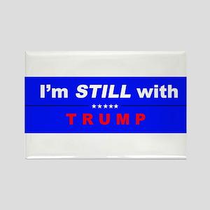 I'm still with Trump Magnets