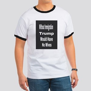 Without Immigration T-Shirt