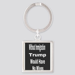 Without Immigration Keychains