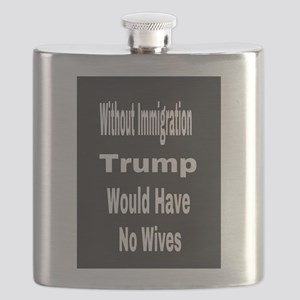Without Immigration Flask