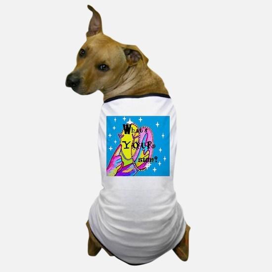 Unique Sign language interpreter girl Dog T-Shirt
