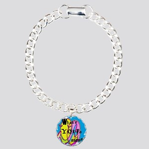 What's Your Sign? Charm Bracelet, One Charm
