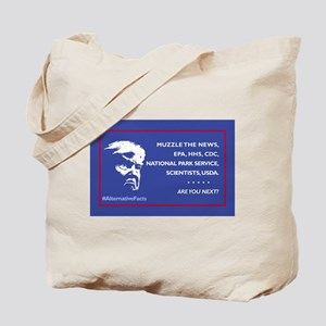 Trump: Muzzle the News, etc. Are You Next Tote Bag