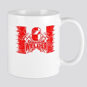 Canadian Welder Mugs
