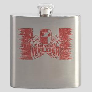 Canadian Welder Flask