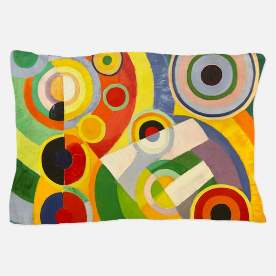 Cute Abstract art Pillow Case