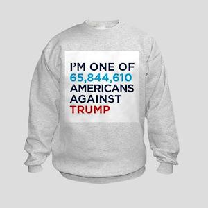 AGAINST TRUMP Sweatshirt