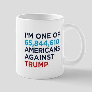 AGAINST TRUMP Mugs