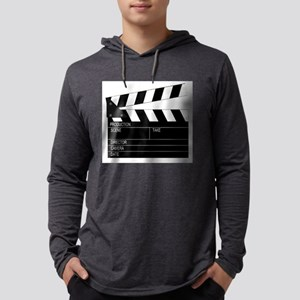 Director' Clap Board Long Sleeve T-Shirt