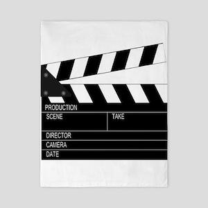 Director' Clap Board Twin Duvet Cover