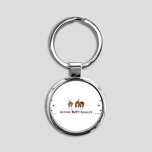 beaglesbumper3x Keychains