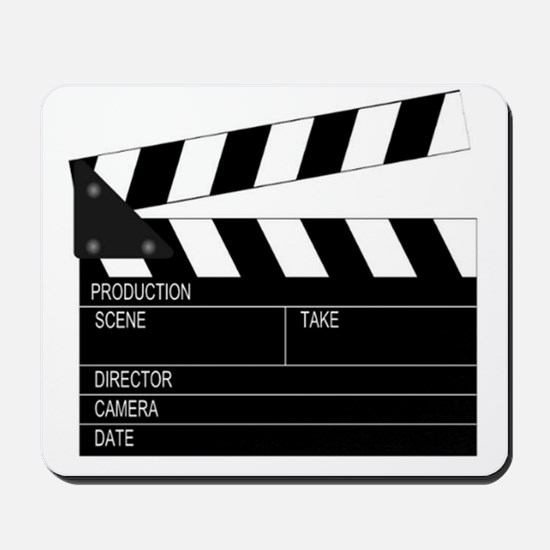 Director' Clap Board Mousepad