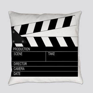 Director' Clap Board Everyday Pillow