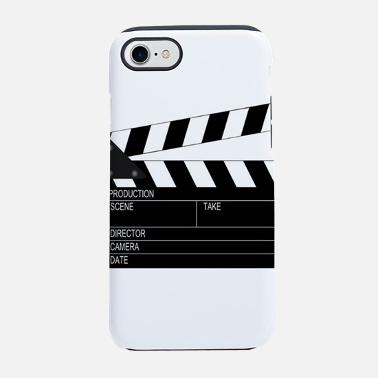 Director' Clap Board iPhone 8/7 Tough Case