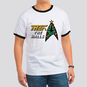 Star Trek the Halls Ringer T