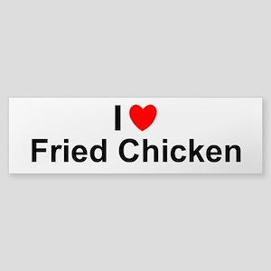 Fried Chicken Sticker (Bumper)