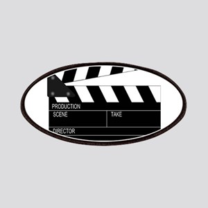 Director' Clap Board Patch