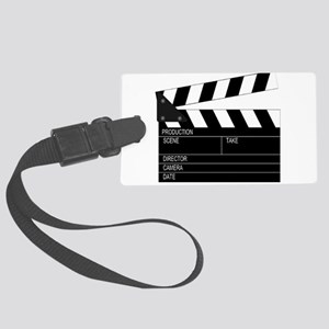 Director' Clap Board Large Luggage Tag