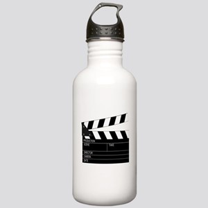 Director' Clap Board Stainless Water Bottle 1.0L