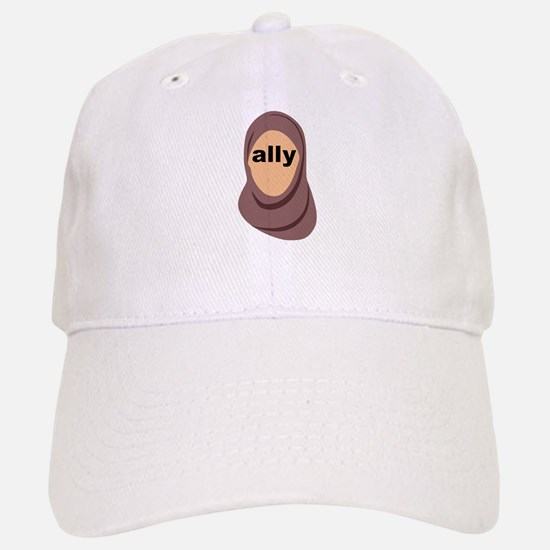 Muslim Ally Baseball Cap