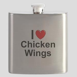 Chicken Wings Flask
