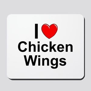 Chicken Wings Mousepad