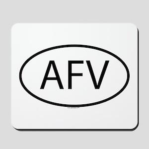 AFV Mousepad