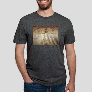 Da Vinci Vitruvian Man T-Shirt